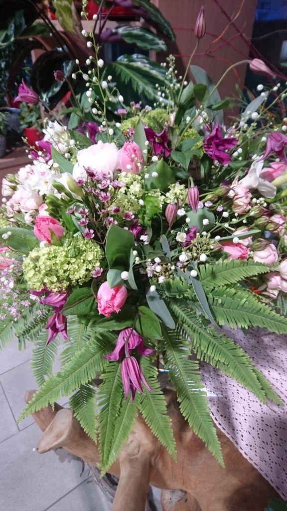 Frischer Blumenstrauß
